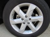 Nissan Murano 2010 Wheels and Tires