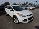 2014 Oxford White Ford Escape SE 2.0L EcoBoost #90594597