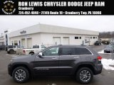 2014 Granite Crystal Metallic Jeep Grand Cherokee Limited 4x4 #90594486