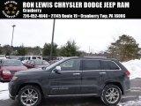 2014 Brilliant Black Crystal Pearl Jeep Grand Cherokee Summit 4x4 #90594481