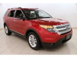 2011 Red Candy Metallic Ford Explorer XLT #90594664