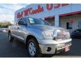 2011 Silver Sky Metallic Toyota Tundra Double Cab #90621763