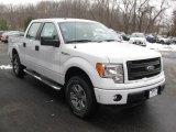 2014 Oxford White Ford F150 STX SuperCrew 4x4 #90621973