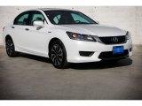 2014 Honda Accord Hybrid EX-L Sedan