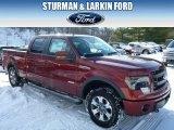 2014 Sunset Ford F150 Lariat SuperCrew 4x4 #90621817