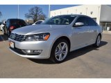2014 Reflex Silver Metallic Volkswagen Passat TDI SEL Premium #90638775