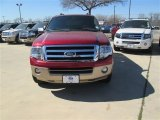 2014 Ruby Red Ford Expedition King Ranch #90638710