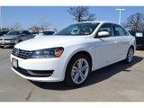 2014 Candy White Volkswagen Passat TDI SE #90638764