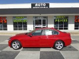 2013 Melbourne Red Metallic BMW 3 Series 328i Sedan #90645298