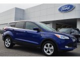 2014 Deep Impact Blue Ford Escape SE 1.6L EcoBoost #90645211