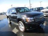 2014 Black Chevrolet Tahoe LTZ 4x4 #90645319