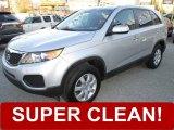 2012 Bright Silver Kia Sorento LX #90645162