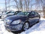 2008 Imperial Blue Metallic Chevrolet Malibu LT Sedan #90645225