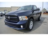 2014 True Blue Pearl Coat Ram 1500 Express Regular Cab 4x4 #90645397