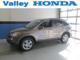 2011 Urban Titanium Metallic Honda CR-V EX-L 4WD #90645185