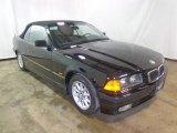 1999 Jet Black BMW 3 Series 328i Convertible #90667670