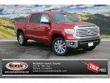 2014 Barcelona Red Metallic Toyota Tundra Limited Crewmax 4x4 #90667660