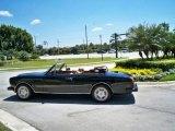 1988 Bentley Continental Convertible