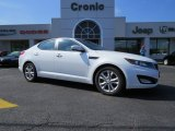 2013 Snow White Pearl Kia Optima LX #90677817