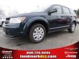 2014 Fathom Blue Pearl Dodge Journey Amercian Value Package #90677660