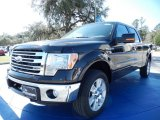 2013 Kodiak Brown Metallic Ford F150 Lariat SuperCrew 4x4 #90677524