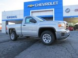 2014 Quicksilver Metallic GMC Sierra 1500 Regular Cab #90677933