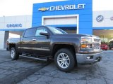 2014 Tungsten Metallic Chevrolet Silverado 1500 LT Crew Cab #90677932
