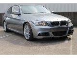 2010 Space Gray Metallic BMW 3 Series 335i Sedan #90678208