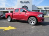 2014 Deep Cherry Red Crystal Pearl Ram 1500 Express Crew Cab #90677795