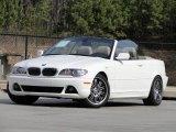 2006 Alpine White BMW 3 Series 330i Convertible #90677783