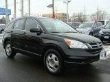 2011 Crystal Black Pearl Honda CR-V LX 4WD #90678324