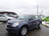 2014 Atlantis Blue Metallic Chevrolet Equinox LS #90677763