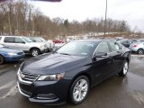 2014 Blue Ray Metallic Chevrolet Impala LT #90677762