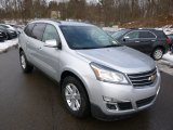 2014 Chevrolet Traverse LT AWD Data, Info and Specs