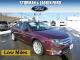2012 Bordeaux Reserve Metallic Ford Fusion SEL #90677590