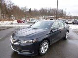 2014 Blue Ray Metallic Chevrolet Impala LT #90677749