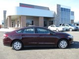 2013 Bordeaux Reserve Red Metallic Ford Fusion S #90678171