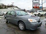 2007 Dark Gray Metallic Chevrolet Malibu LS Sedan #90678254
