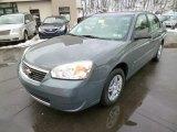 2007 Chevrolet Malibu Dark Gray Metallic