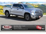 2014 Silver Sky Metallic Toyota Tundra SR5 TRD Crewmax 4x4 #90677359