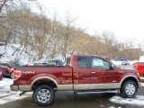 2014 Ford F150 Lariat SuperCab 4x4