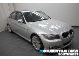 2011 Titanium Silver Metallic BMW 3 Series 335d Sedan #90677882