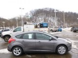 2014 Sterling Gray Ford Focus SE Hatchback #90677557