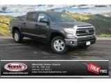 2014 Magnetic Gray Metallic Toyota Tundra SR5 Crewmax 4x4 #90677331