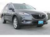 2013 Meteor Gray Mica Mazda CX-9 Grand Touring AWD #90678239