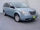 2010 Clearwater Blue Pearl Chrysler Town & Country LX #90677869