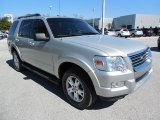 2009 Ford Explorer Brilliant Silver Metallic