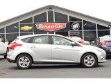 2012 Ingot Silver Metallic Ford Focus SEL 5-Door #90677300
