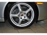 2007 Porsche 911 Carrera Cabriolet Wheel