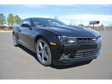 2014 Black Chevrolet Camaro SS Coupe #90678098